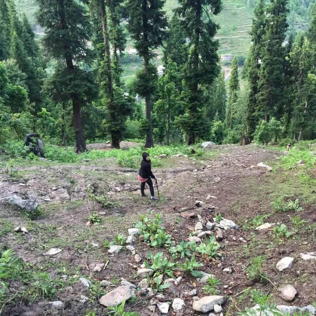 Photo Credit Nazish Trail to Arng Kl
